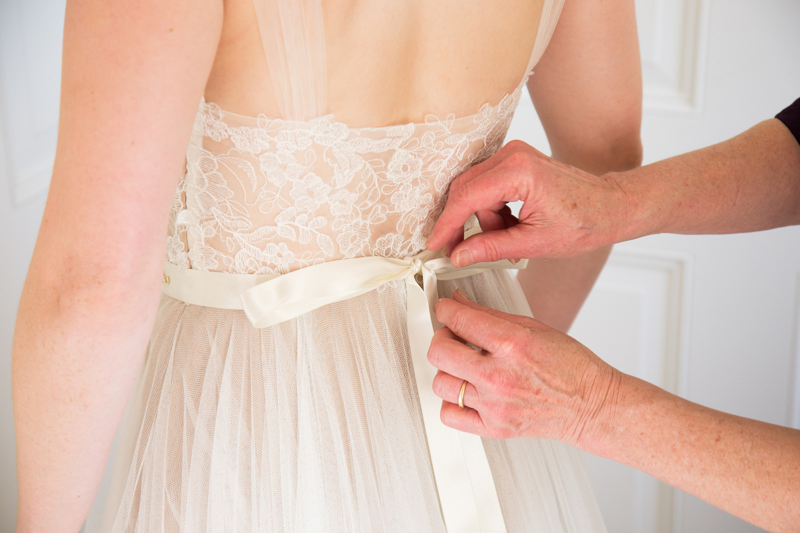 How To Make A Wedding Dress | A Practical Wedding