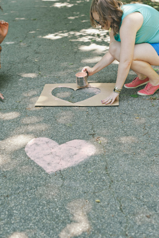 How to make flour hearts anywhere a practical wedding so solutioingenieria Images