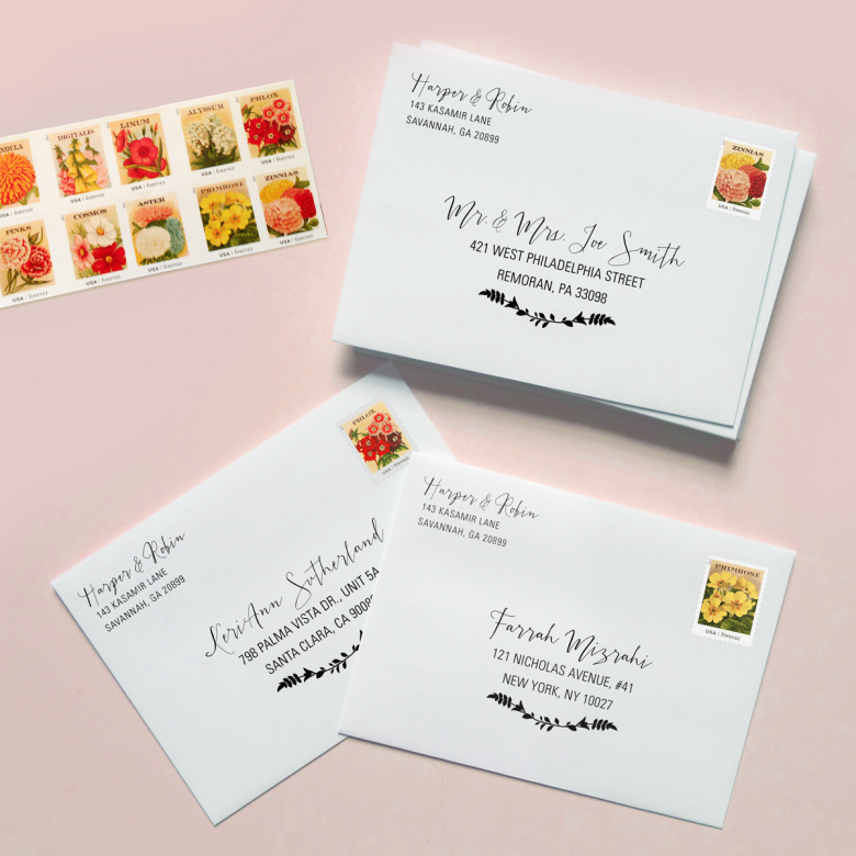 the feminist guide to addressing wedding invitations | a practical, Wedding invitations