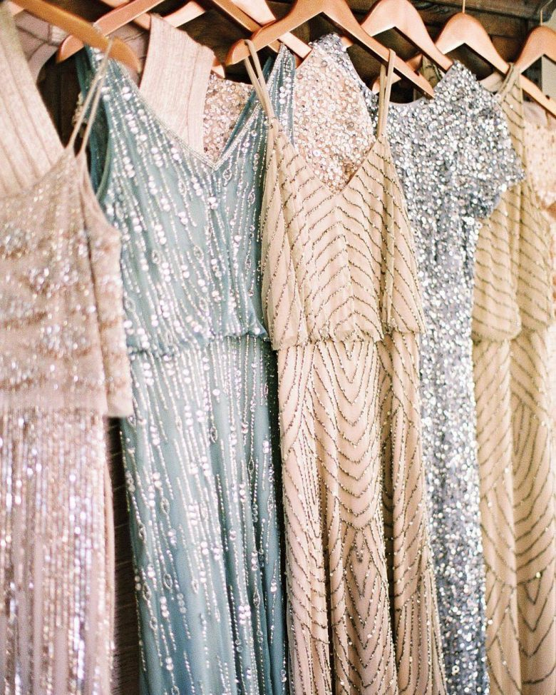 Adrianna Papell Sequins