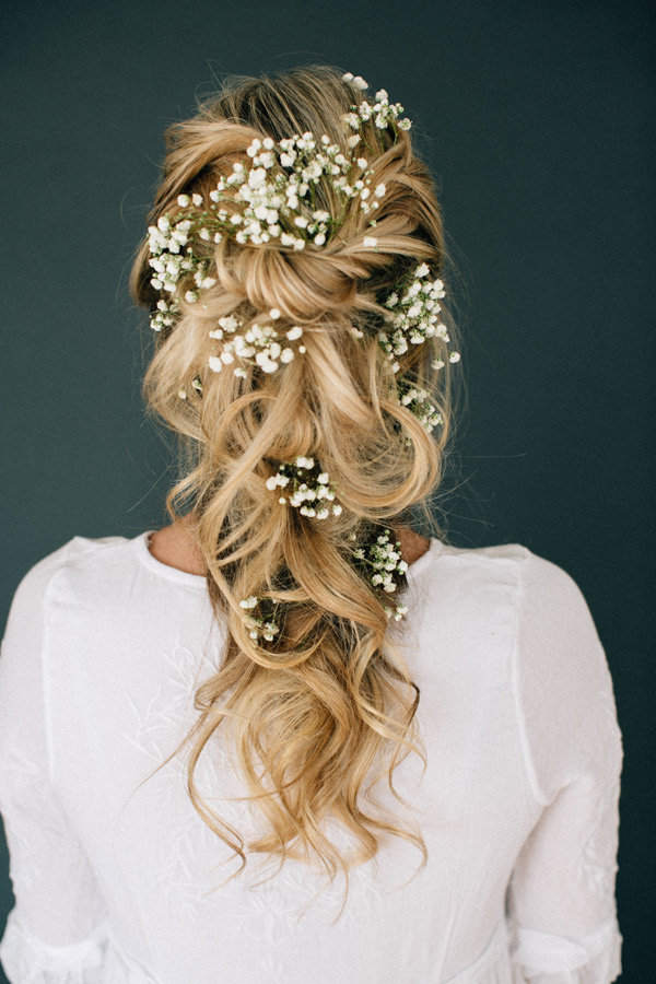 30 Unique Wedding Hair Ideas Youu0026#39;ll Want To Steal | A Practical Wedding A Practical Wedding We ...