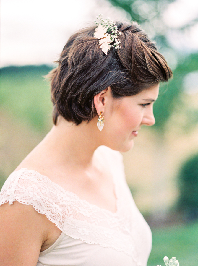 Bridesmaid Hairstyles For Short Hair Fashion Dresses