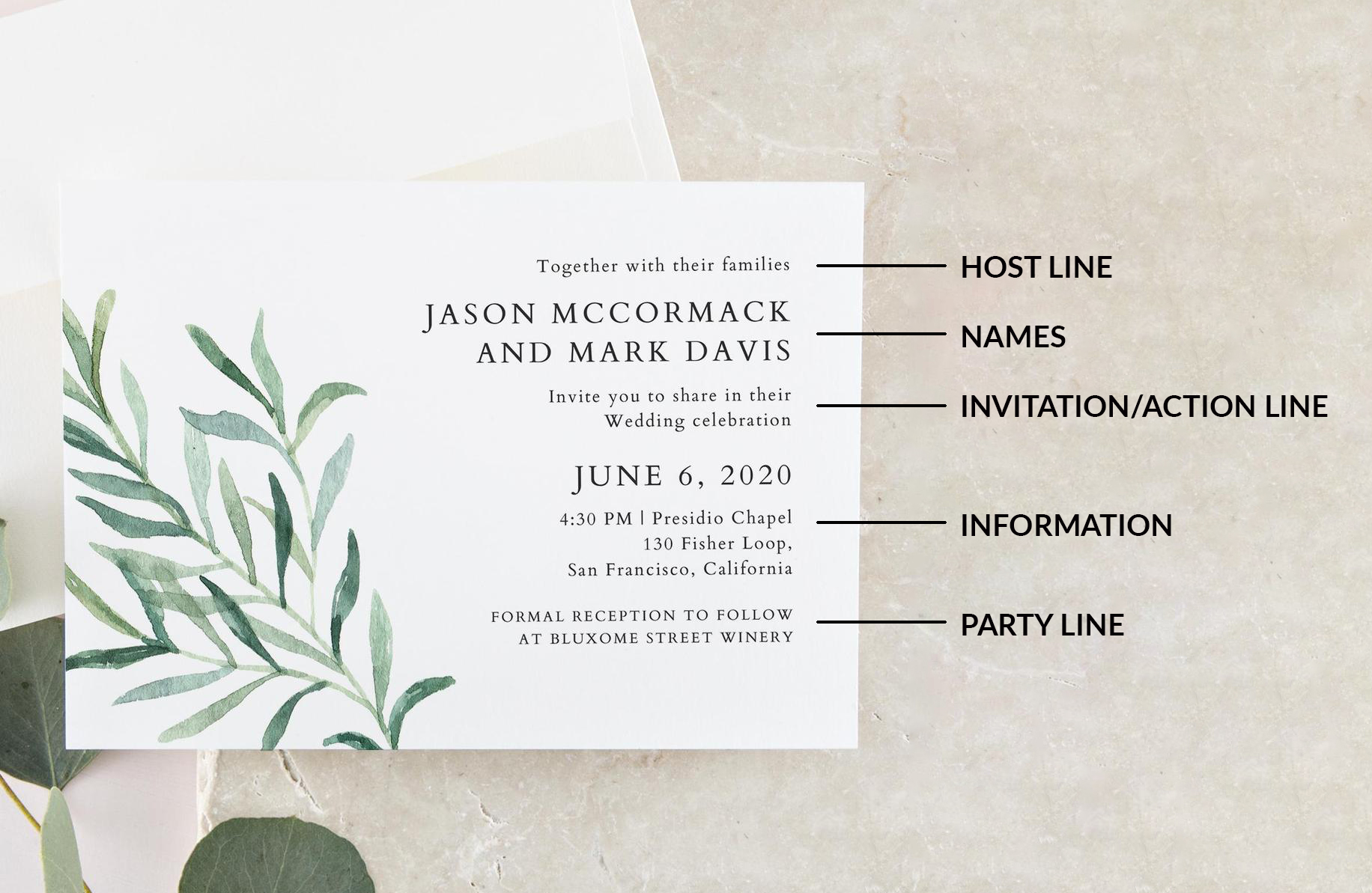 Wedding Invitation Workding: Wedding Invitation Wording: Formal, Modern & Fun